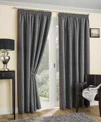 Luxury Grey Curtains Balmoral Grey Luxury Interlined Curtains From Net Curtains Direct