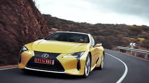 lexus coupe drop top 2018 lexus lc500 and lc500h review with price horsepower and