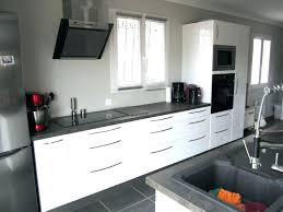 cuisine blanche laqué modele cuisine blanc laquac modele de cuisines best design