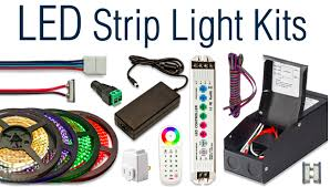 commercial electric led flex ribbon light kit how to install led strip lights under counter under cabinet led