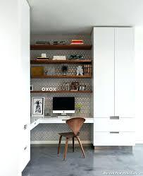 bureau discret intérieur de la maison bureau petits espaces un petit secrtaire