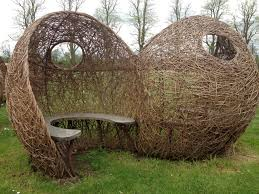 willow pods by tom hare willow man lll garden ideas