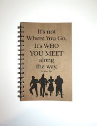wizard of oz wizard of oz notebook wizard of oz gift