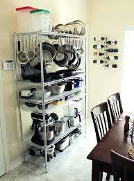 kitchen appliance storage ideas appliance storage ideas amazing kitchen storage shelves best