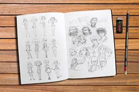 25 free psd templates to mockup your sketches u0026 drawings