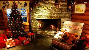 christmas fireplace background collection 72