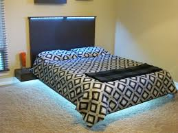 Floating Bedframe by Floating Bed Frame February 7 2013 Home Decoration No Comments