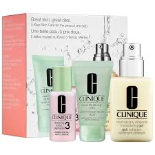 great skin great deal set for combination oily skin clinique