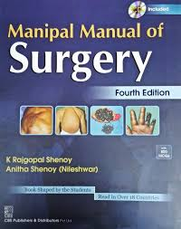 manipal manual of surgery english 4th edition hanz medshoppe