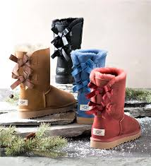 womens ugg boots bow ugg australia s bailey bow boot boots