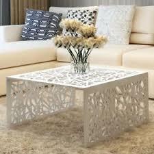 Aluminum Coffee Table Aluminum Coffee Table Ebay