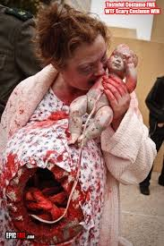 Scary Baby Halloween Costumes 10 Scary Halloween Costumes Females Ghosts Aliens