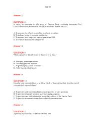 Service Desk Courses Sd0 101 Sdi Service Desk Analyst Qualification Ppt Online