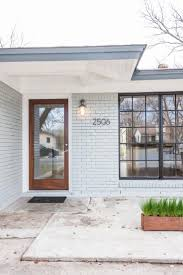 curb appeal for ranch style house how to choose exterior paint