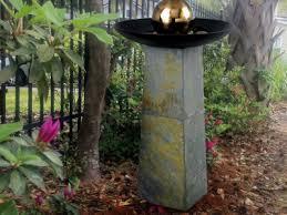 water features garden ornaments slate outdoor water