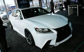 lexus is300 2013 2013 lexus gs 350 f sport sema 2011 motor trend