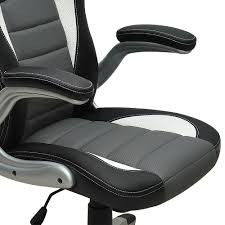 Adjustable Height Desk Chair by Office Chair Desk Chair Racing Gaming Office Chairs Pu Leather
