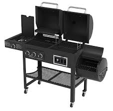 Backyard Grill Gas Charcoal Combination Grill by Smoke Hollow Combination Grill Propane Gas Charcoal And Smoker
