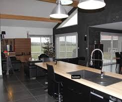 cuisine avec ilot central evier emejing ilot central de cuisine blanc avec evier ideas design et bar
