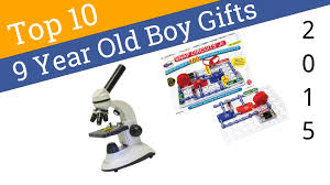 10 best 9 year boy gifts 2015