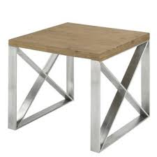 distressed wood end table distressed wood accent table wayfair
