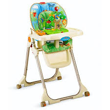 Fisher Price High Chair Replacement Cover Fisher Price Rainforest Healthy Care High Chair W3066 Fisher Price