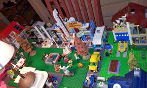 halloween in the city dinosaur stalks heartlake city on halloween lego girls at last