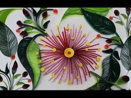 Craft For Home Decor Diy Room Decor With Awesome Paper Quilling Art Diy Crafts For