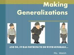 making generalizations mrs warner u0027s 4th grade classroom