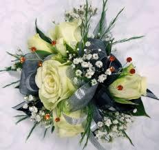 wrist corsage white corsage wrist corsage in edgerton wi edgerton floral