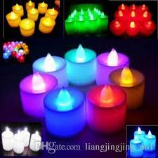led electronic candle lights festival celebration electric candle