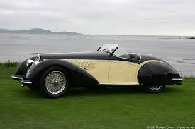 1937 1938 alfa romeo 8c 2900b corto spyder alfa romeo