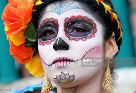 colorful day of the dead celebrations photo album getty images