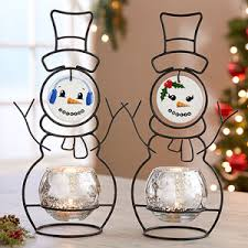 personalized snowman ornaments