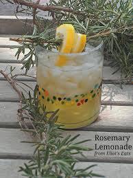 rosemary lemonade eliot u0027s eats
