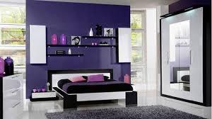 chambre blanc et violet chambre mauve noir idées de décoration capreol us