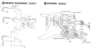 wiring diagram for a yamaha electric guitar yhgfdmuor net