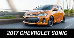 shop for a 2017 chevy sonic chevrolet dealer near chicago il