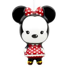 disney minnie mouse decoupage ornament jcpenney
