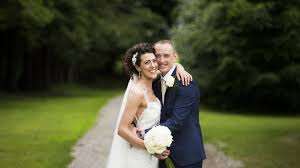 our wedding story a magical day after a fairytale engagement