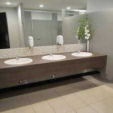 Commercial Bathroom Design ID  Interior Design Firm Pinterest - Commercial bathroom design ideas