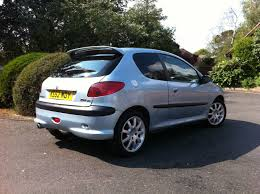 peugeot 206 2 0 gti 3dr dac cc low miles altantara leather trim