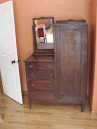 spell armoire amazing vintage chifferobe dresser closet original old finish