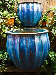 download blue planter pot solidaria garden