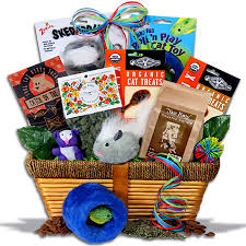 pet gift baskets what to include in a new kitten gift basket