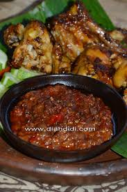 resep sambel goreng telur puyuh diah didi diah didi u0027s kitchen ayam bakar bumbu bacem khas yogya yummy