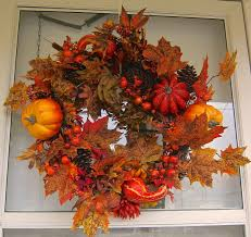 Halloween Wreath Ideas Front Door Wreaths Astounding Front Door Fall Wreaths Diy Spring Wreath