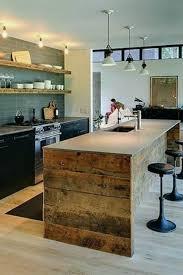cuisine ouverte ilot central meuble ilot central cuisine meilleur de uhe grande cuisine ouverte