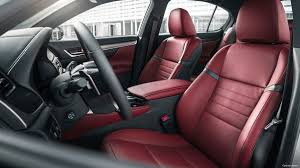 lexus rc red interior overview woodfield lexus