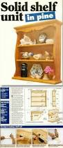 Wall Shelves Plans Woodworking Plans by